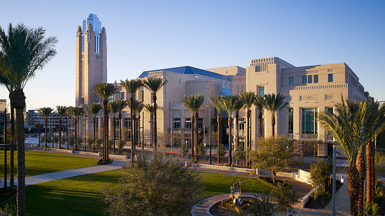 Smith Center in Las Vegas Upgrades System to LEO Family