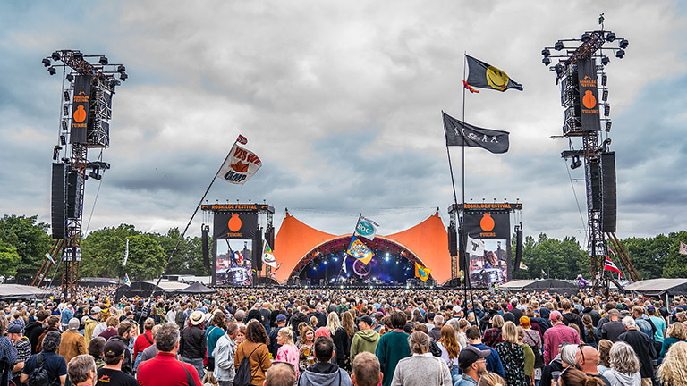 Roskilde Festival Celebrates Launch of Groundbreaking Partnership