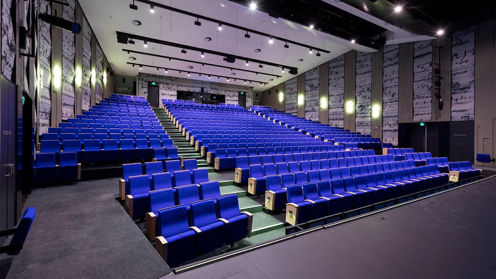 Monash University Meyer Sound