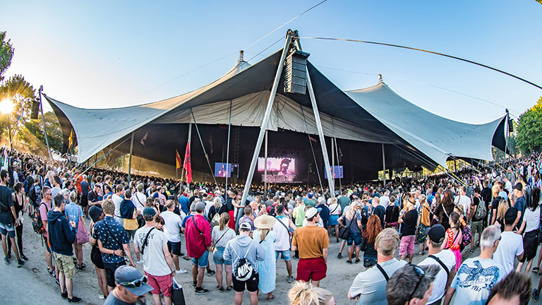 AVB Networks Build a New Backbone at Roskilde Festival