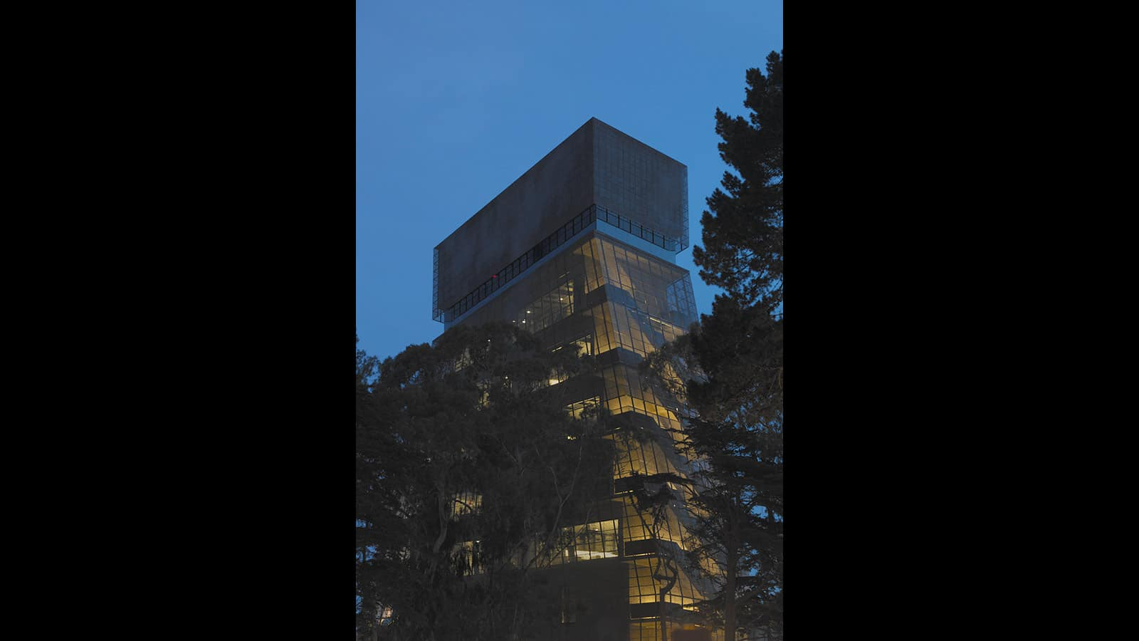 de Young Museum, Hamon Tower