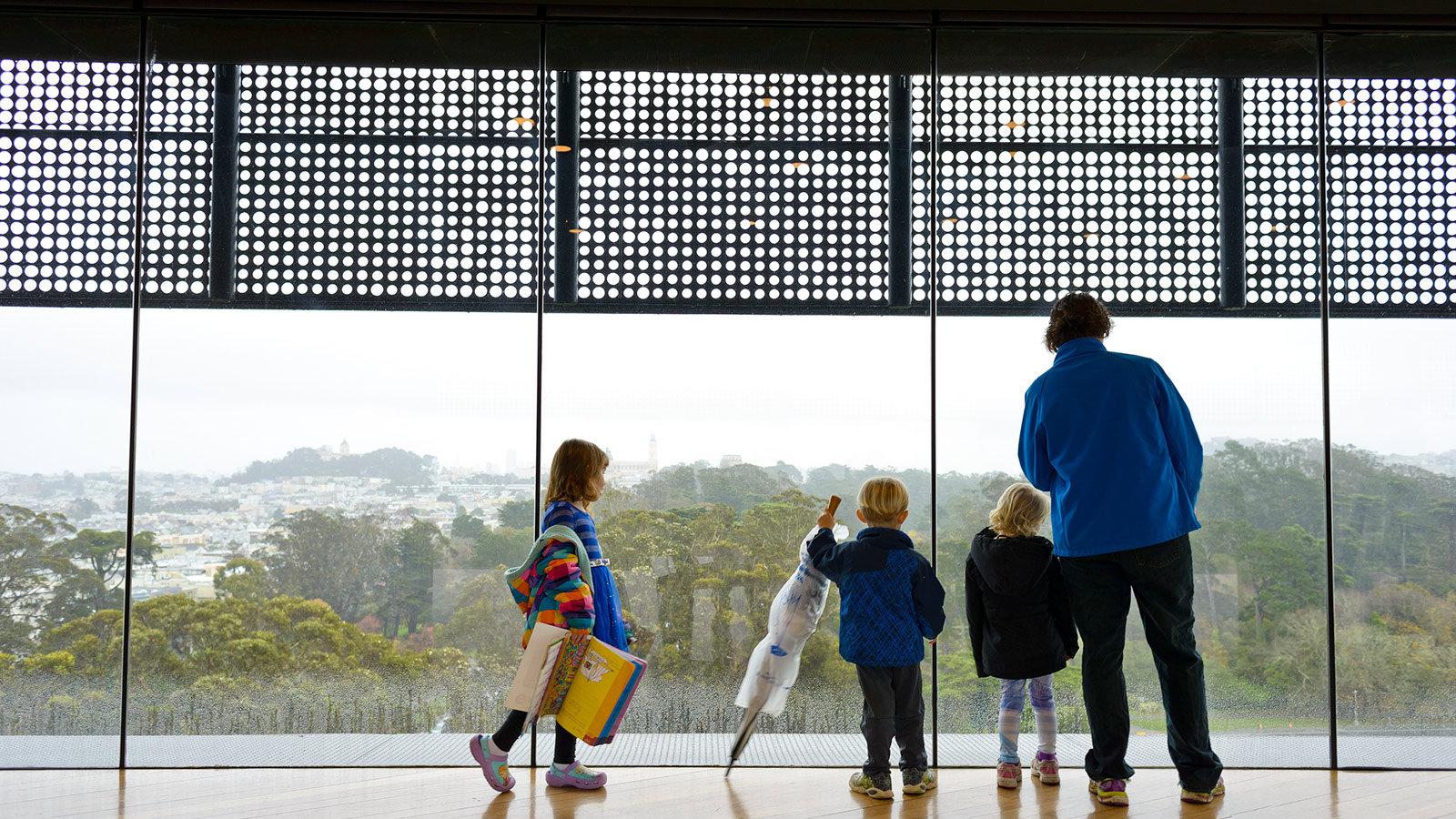 de Young Museum - Tower Observation Level
