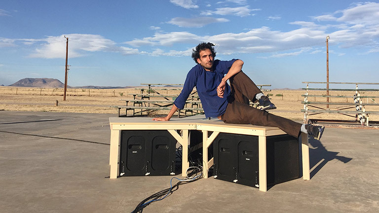 Tarek Atoui Pushes the Boundaries of Sound Art