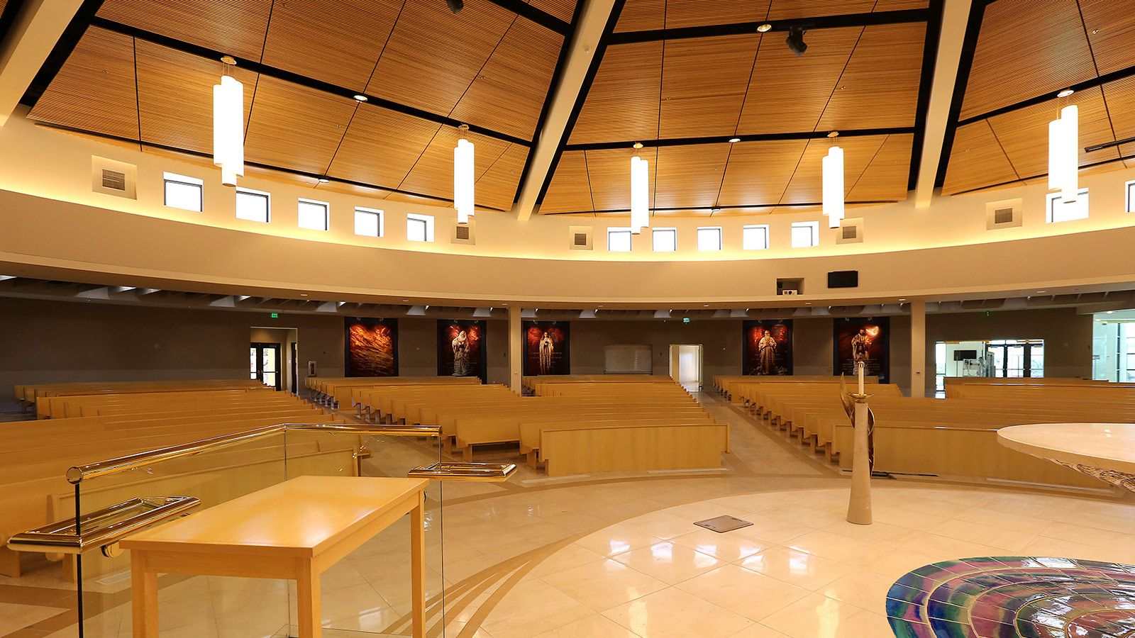 Holy Spirit Catholic Church | Meyer Sound