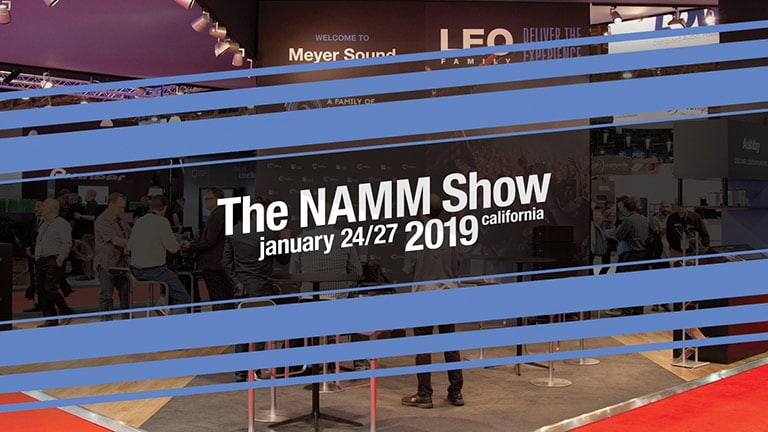 UP-4slim System and Immersive Demo Highlighted at NAMM Show