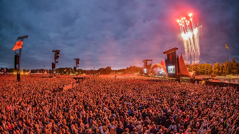 Second Year of Roskilde Festival Partnership Spotlights Internationally Renowned Lineup