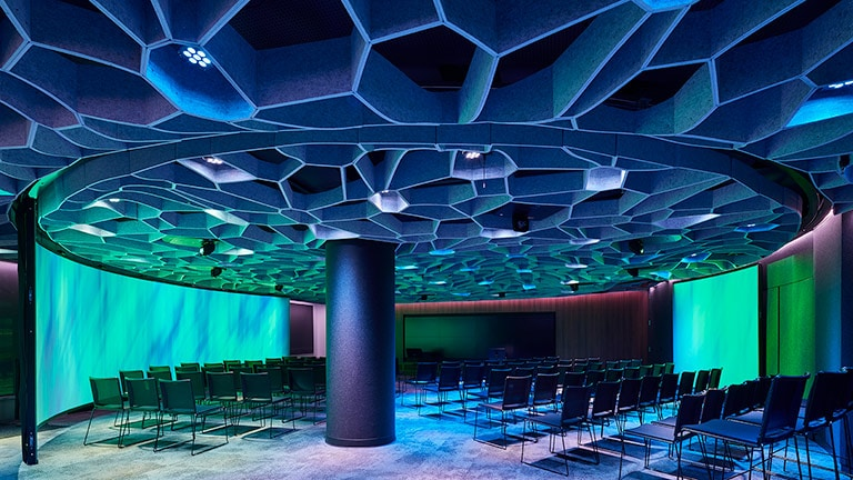 Technologies Elevate Creative Potential at Seattle Symphony's Octave 9: Raisbeck Music Center
