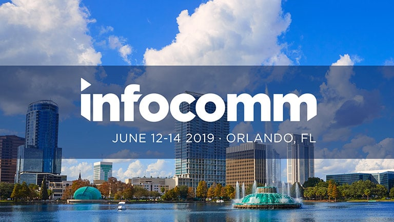 Debut of ULTRA-X40 and Previews of Spacemap LIVE at InfoComm