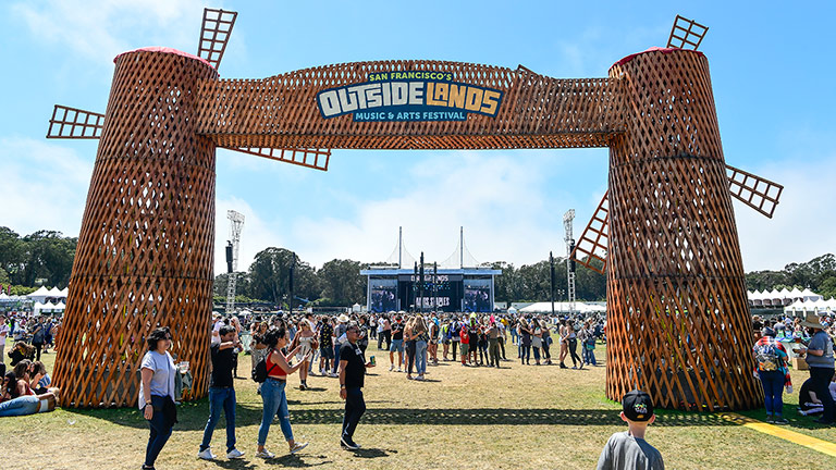 One Dozen Years at Outside Lands' Main Stage