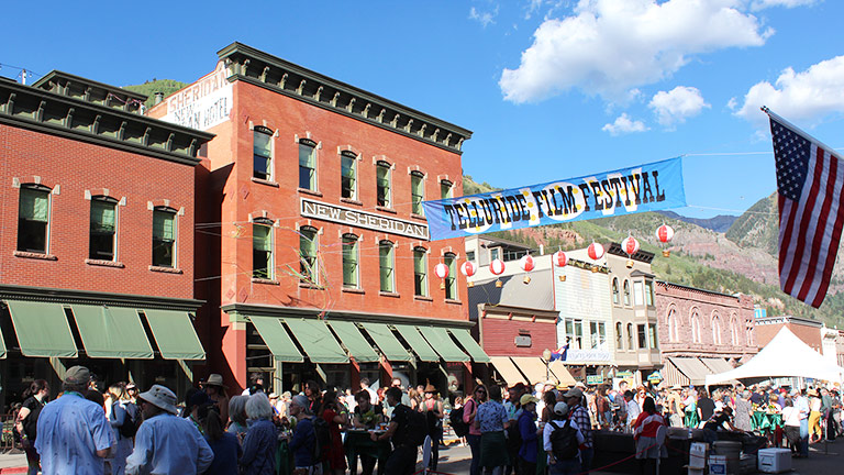 46th Edition of the Telluride Film Festival