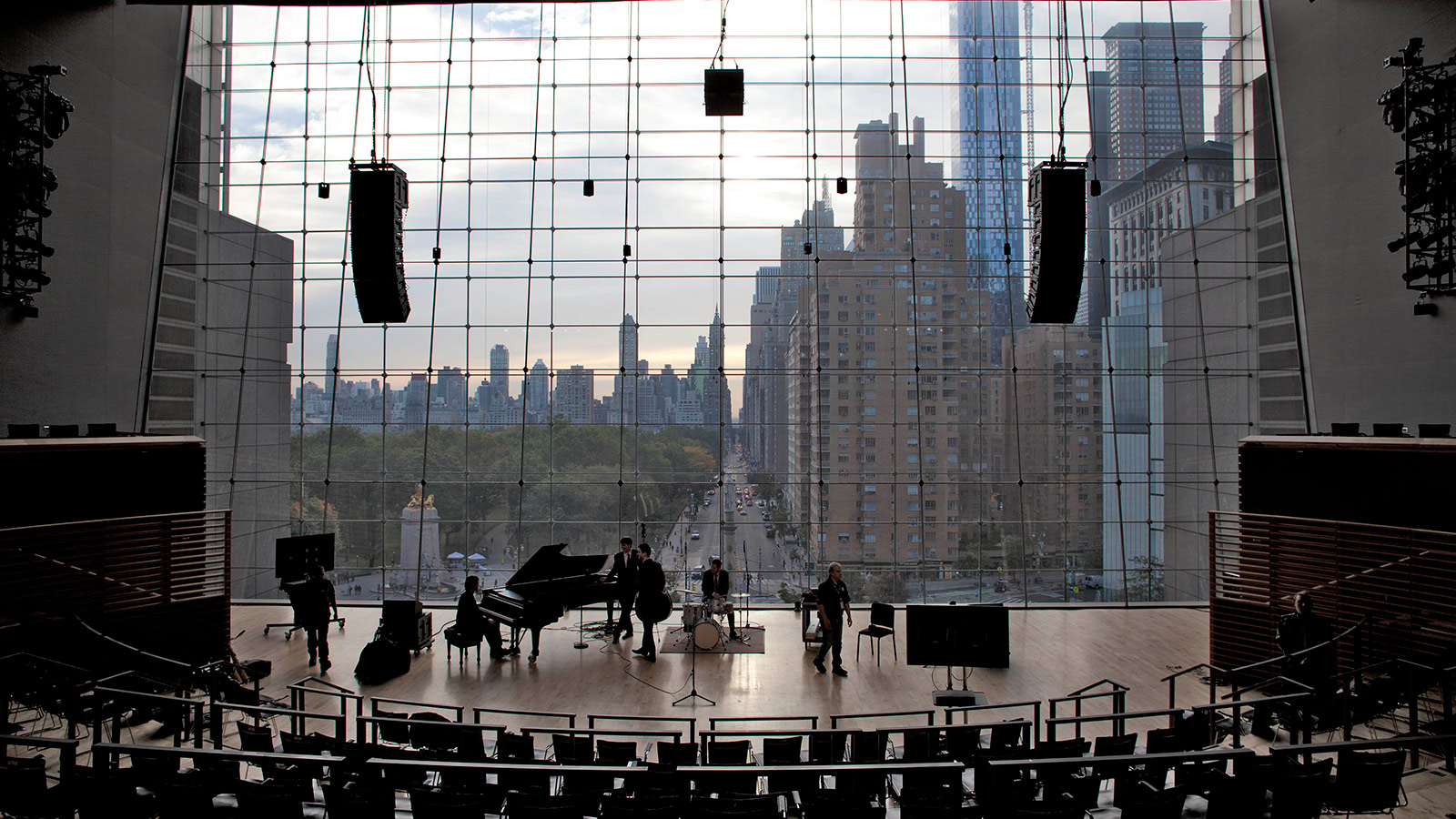 Appel Room at Jazz at Lincoln Center