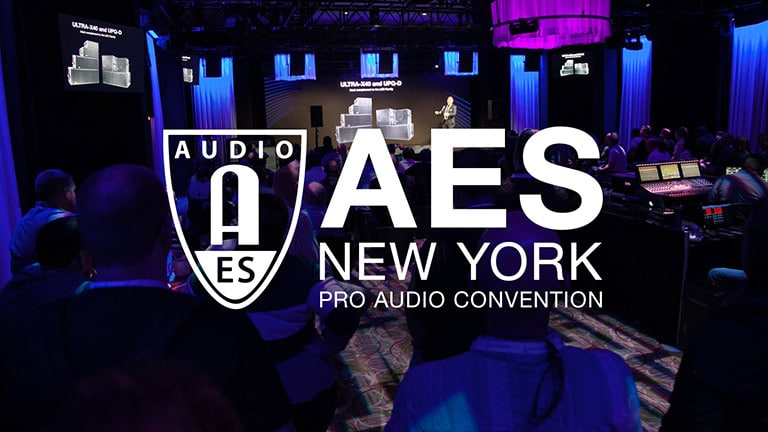 Point Source Solutions Take Center Stage at AES New York