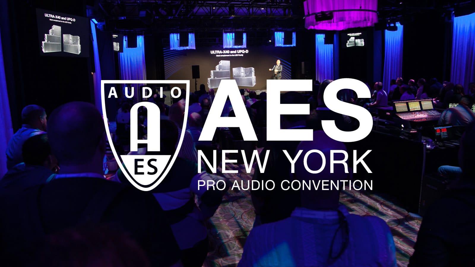 aes 2020 new york