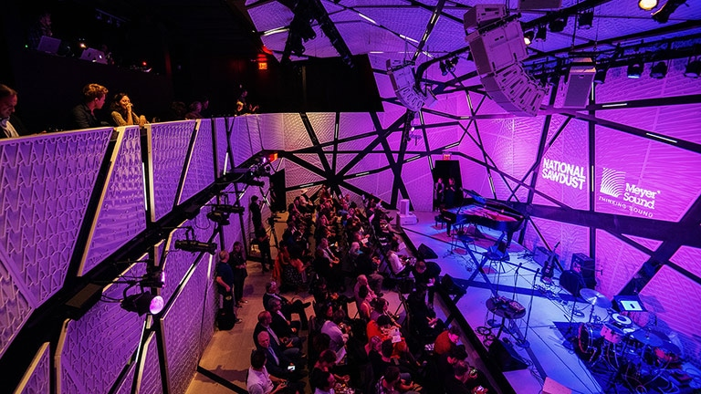 Partnership with National Sawdust Opens New Realms for Musical Innovation