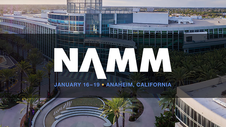 Expanded Footprint and Hospitality at NAMM 2020