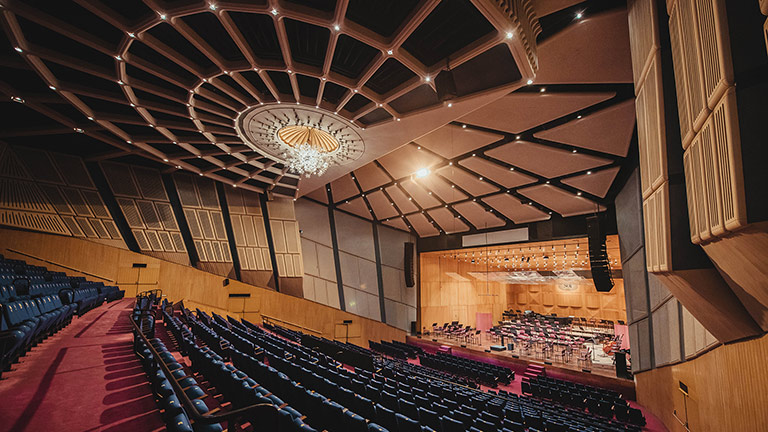 New Systems Highlight 50th Anniversary of India's National Centre for the Performing Arts