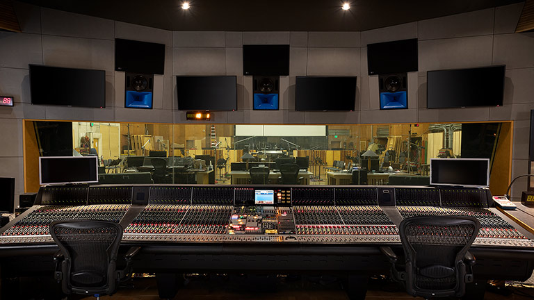 Fabled Newman Scoring Stage at Fox Studio Lot Upgrades with Bluehorn System Monitoring