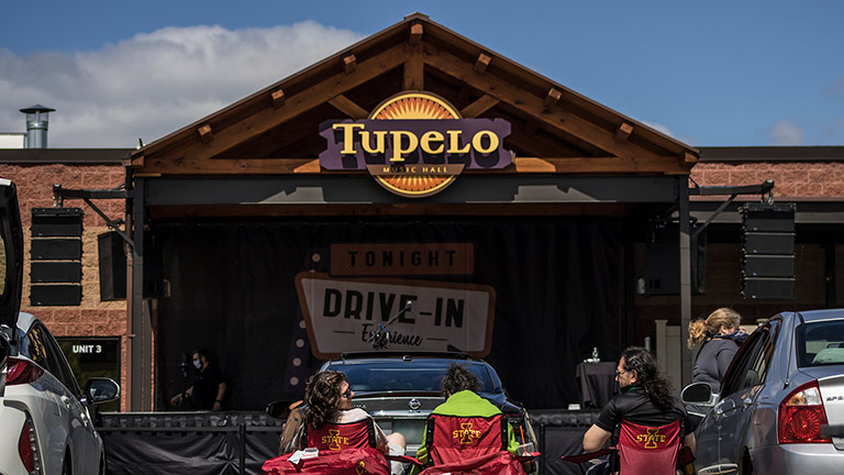 New Hampshire Drive-In Experience Powered by LEOPARD