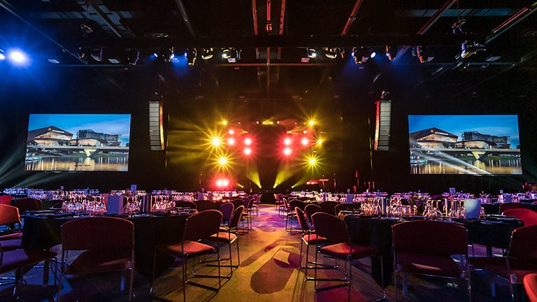 Extensive Upgrade at Australia's Adelaide Convention Centre