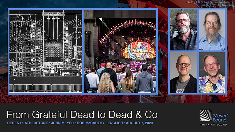 Summer Webinar Program to Wrap with Grateful Dead Roundtable