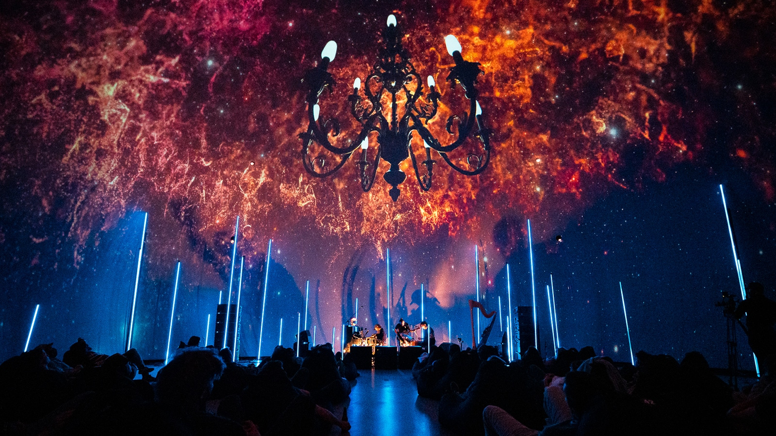 Spacemap Go Proves a Highlight of MUTEK 2020